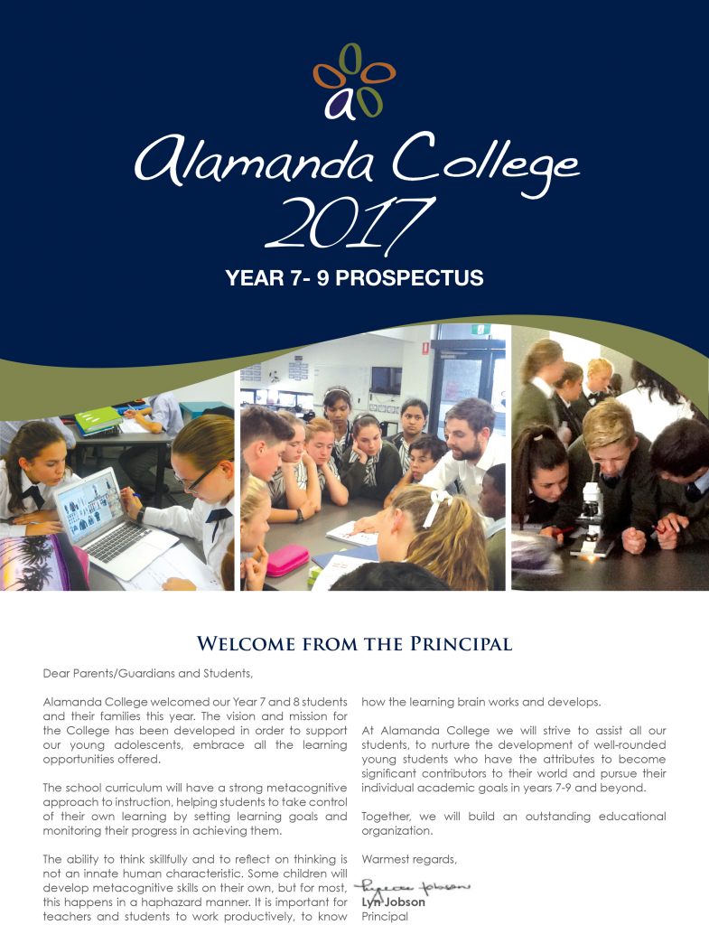 Secondary School Prospectus